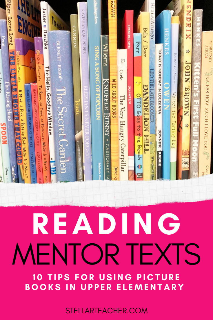 Reading Mentor Texts In 2020 Mentor Texts Writing Instruction Teaching Reading