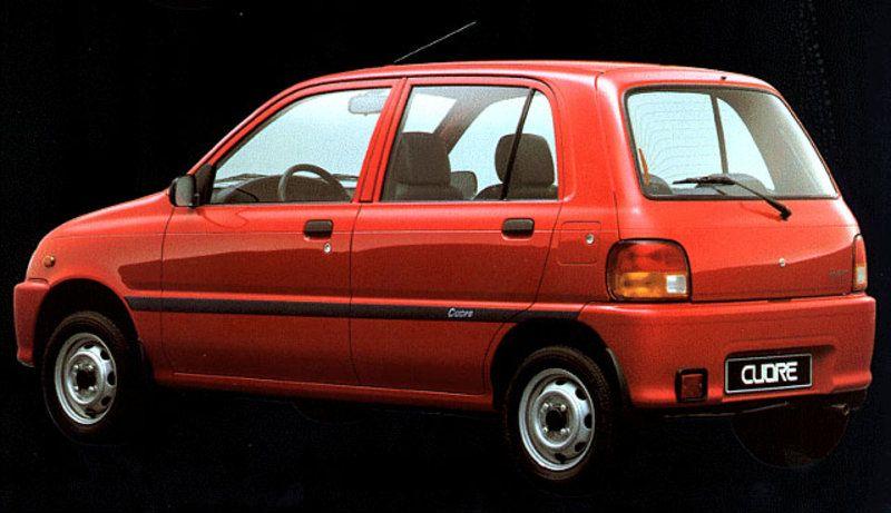 Daihatsu Cuore Oude Auto S