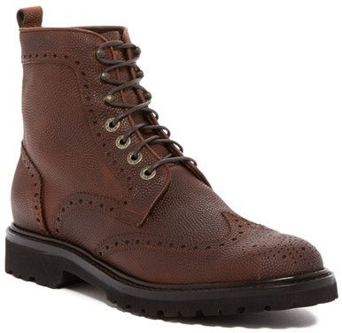 61ed2542dd0 Wolverine Percy Wingtip Boot | Shoes for Men | Mens winter boots ...
