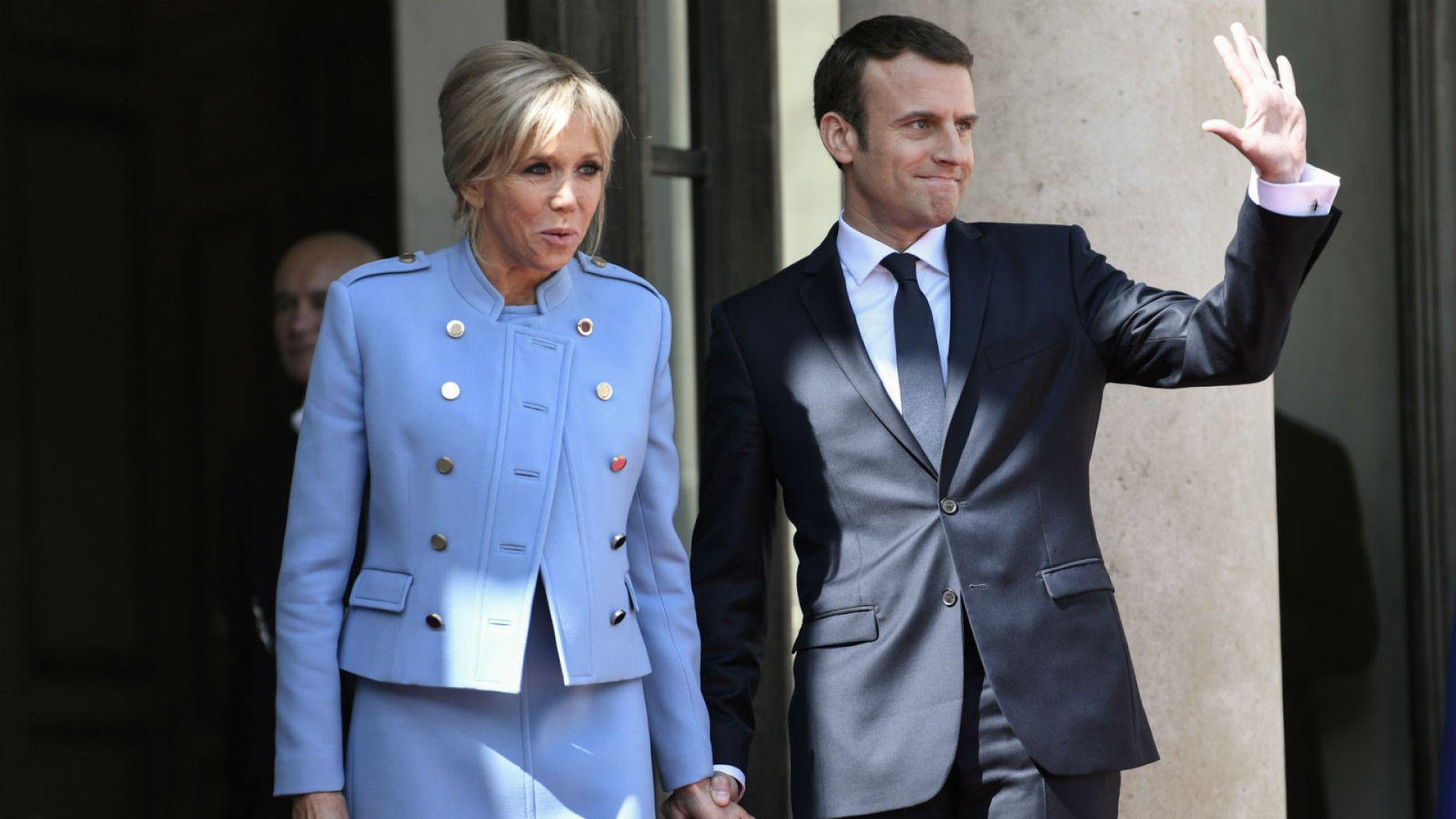 27++ Moglie del presidente francese inspirations
