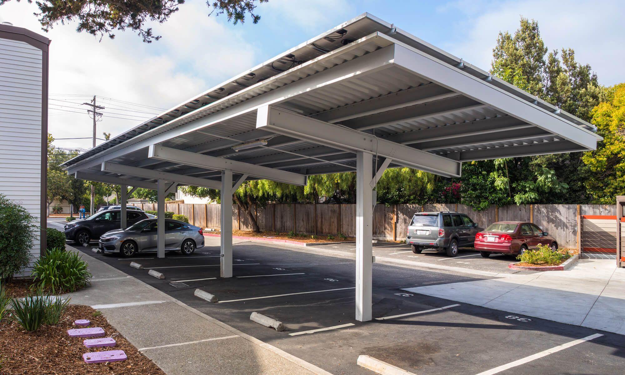 Solar Carports Commercial Solar Car Ports Baja Carports In 2020 Carport Canopy Carport Designs Carport