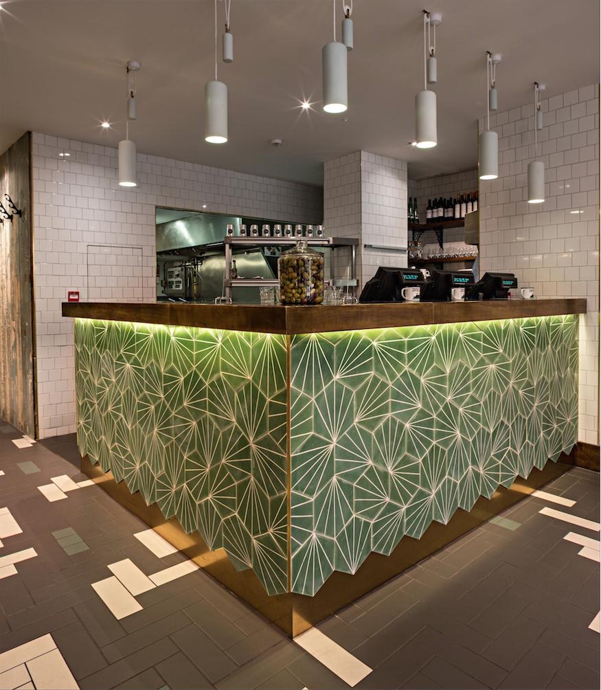 Kitchen Garden London: Gourmet Burger Kitchen (Covent Garden) (London, UK