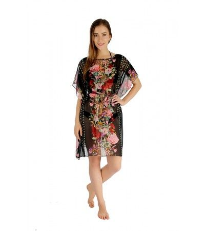 ed8efaa53cdc2a Holidae.in   Online shop for womens kaftan tops in different design    style. Buy short   designer collection of kaftan   beach wear at affordable  prices in ...