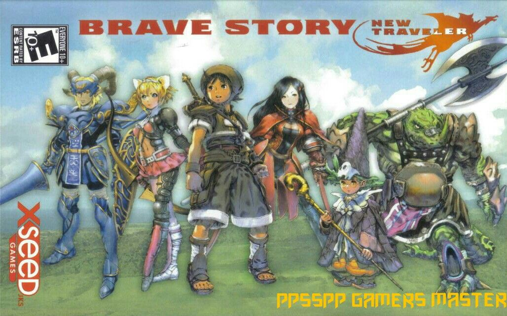Brave story new traveler is based in the world of the
