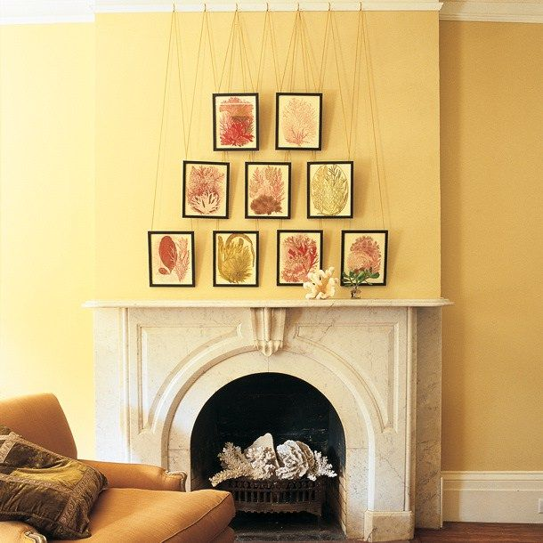 Creative Wall Displays: Gallery Walls and more | Creative walls ...