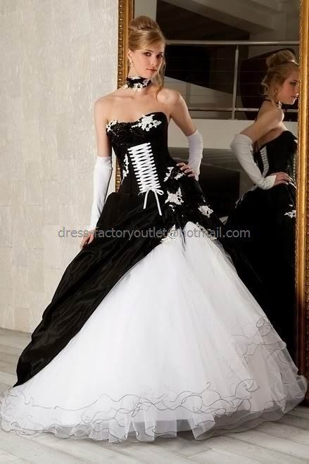 this is the dress i want for our nightmare before christmas wedding pretty