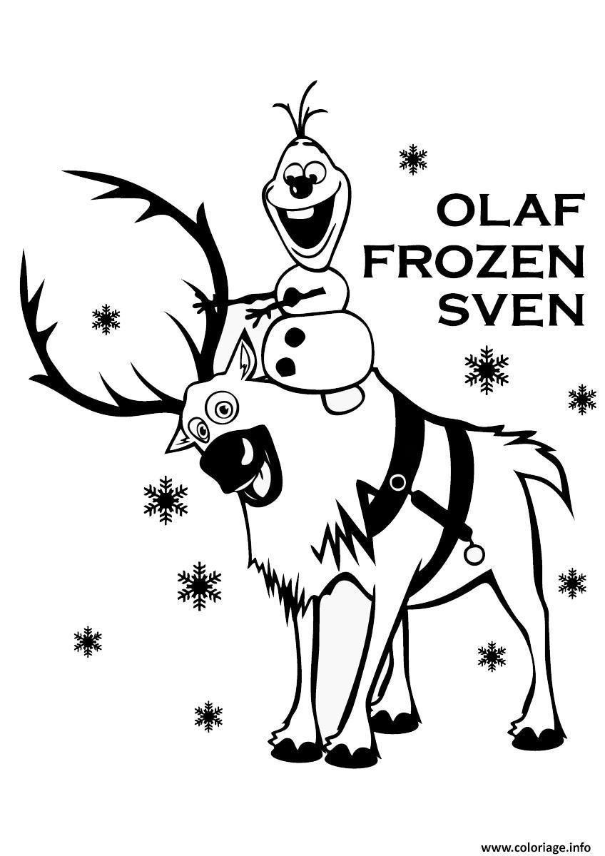 Schneemann Olaf Malvorlage Aiquruguay