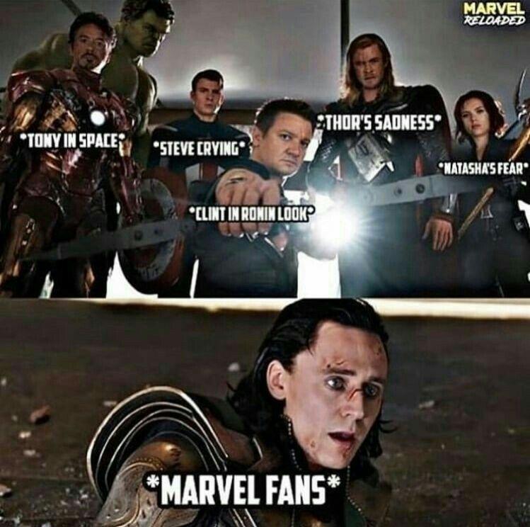 Marvel Fans After The Endgame Teasers Marvel Marvel Avengers