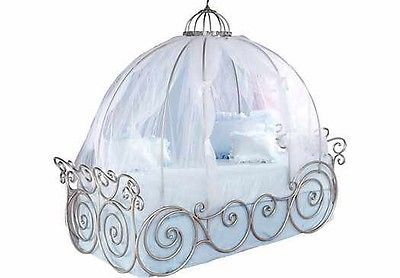 Disney Princess Carriage Bed Full Size O My Future Bed