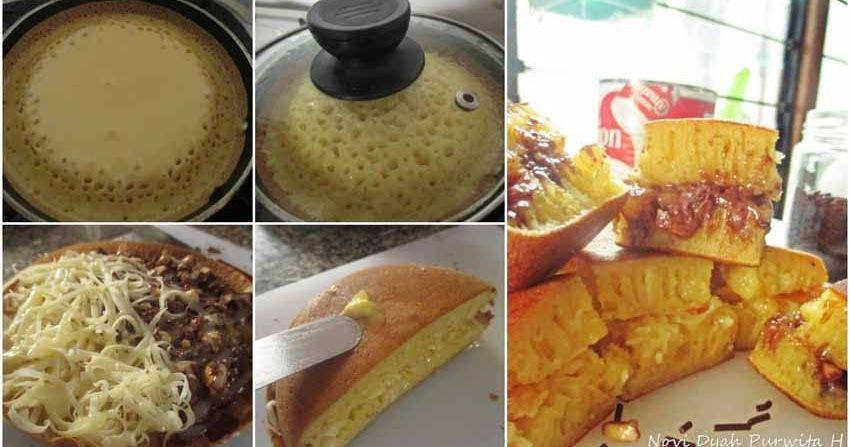 Silahkan Baca Artikel Resep Martabak Manis Teflon 1 Butir Telur Bisa Menghasilkan Banyak Potongan Martabak Laziz Ini Sele Resep Makanan Dan Minuman Ide Makanan