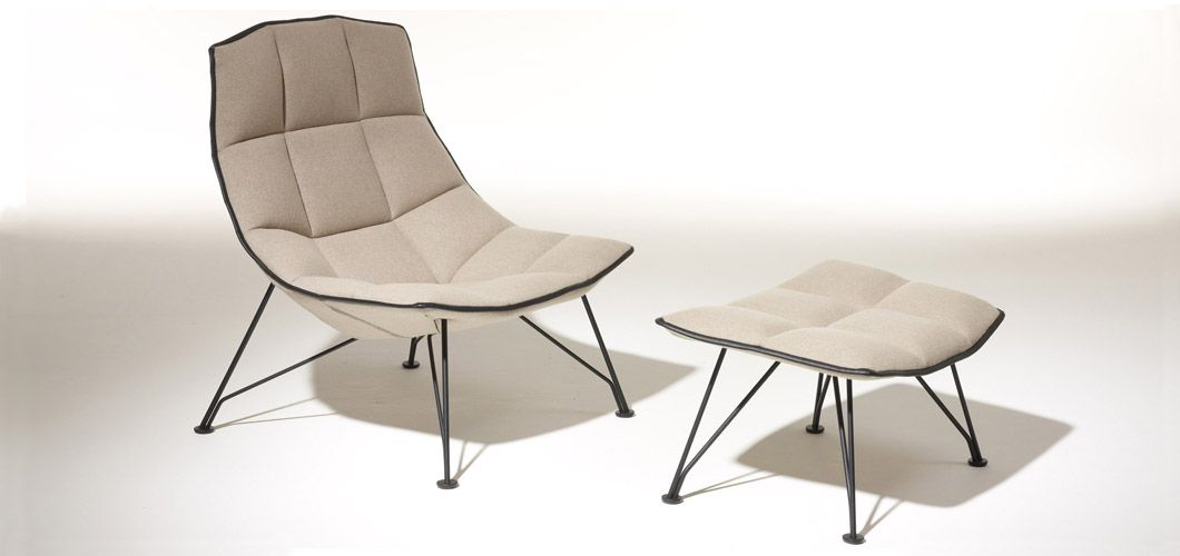 Knoll Jehns And Laub Lounge By Markus Jehs And Jurgen Laub