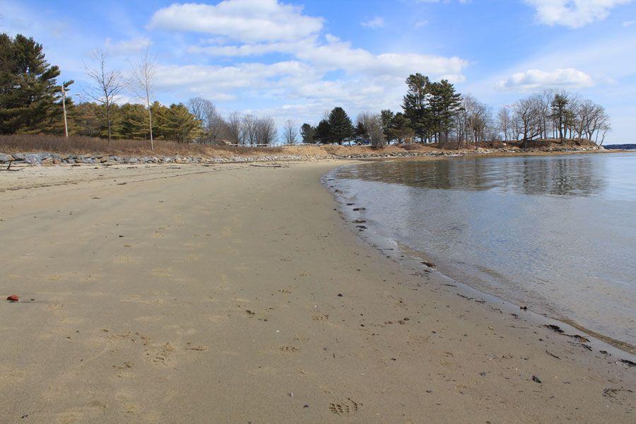 Freeport Maine Beach