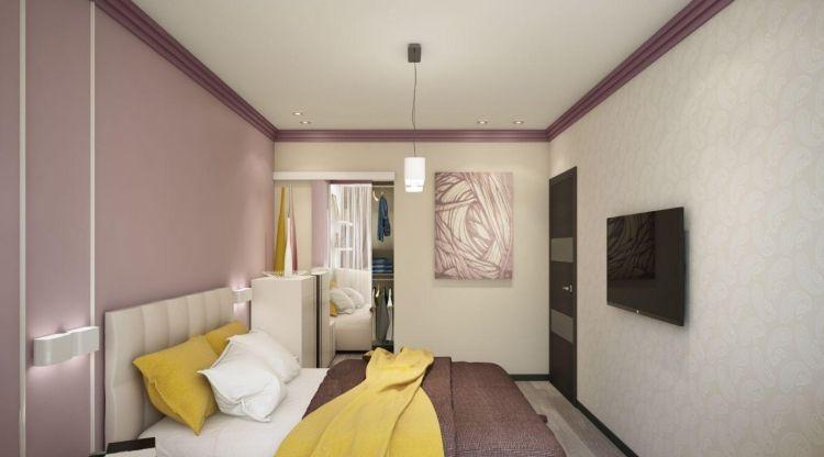 Design Schlafzimmer Mit Dachschr Ge Farblich Gestalten Pinterest