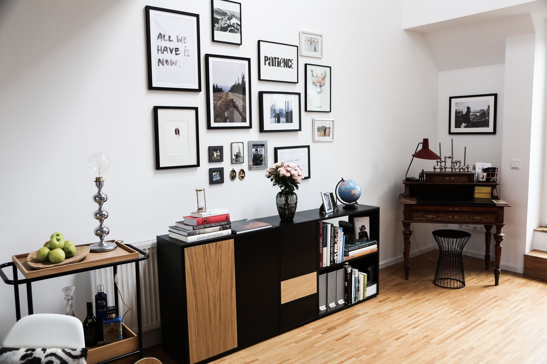 Inspiration Wohnen: Die Neue Maisonettewohnung. Asche Auf Mein Haupt!  Dieser Post Hat Wirklich