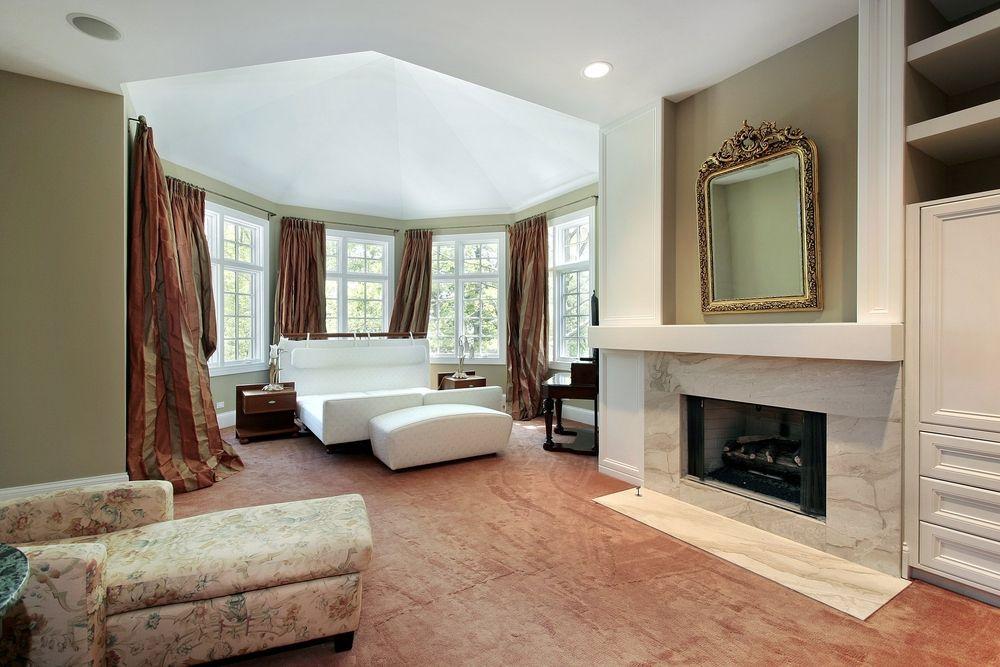 40 Luxurious Primary Bedroom Ideas Master Bedroom Fireplace Ideas Beautiful Bedrooms Master Master Bedroom Remodel