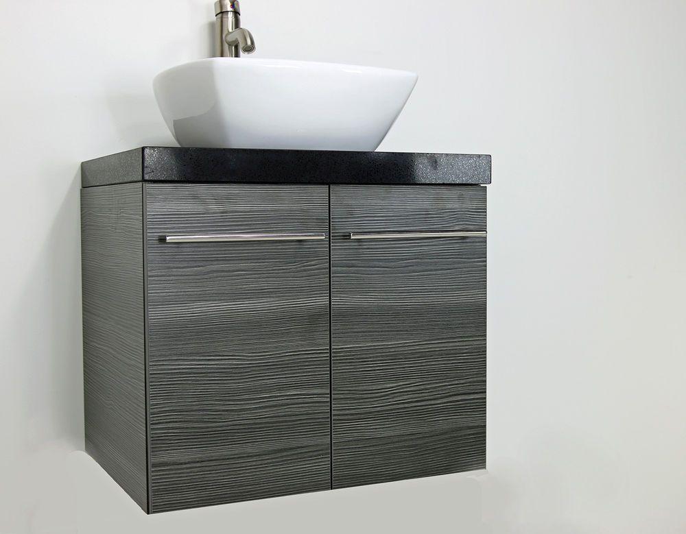 Ebay 24 Wall Mount Bathroom Vanity Sink Cabinet Bath Vanities