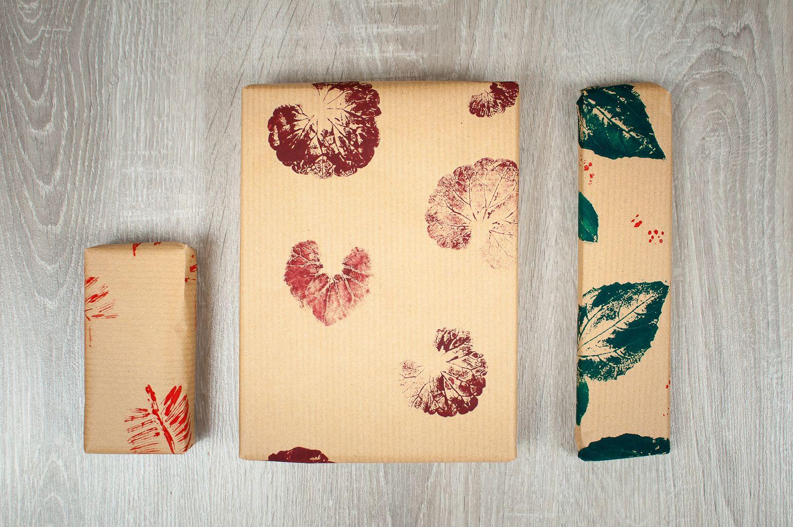 geschenkpapier selbst gestalten sch n einpacken. Black Bedroom Furniture Sets. Home Design Ideas