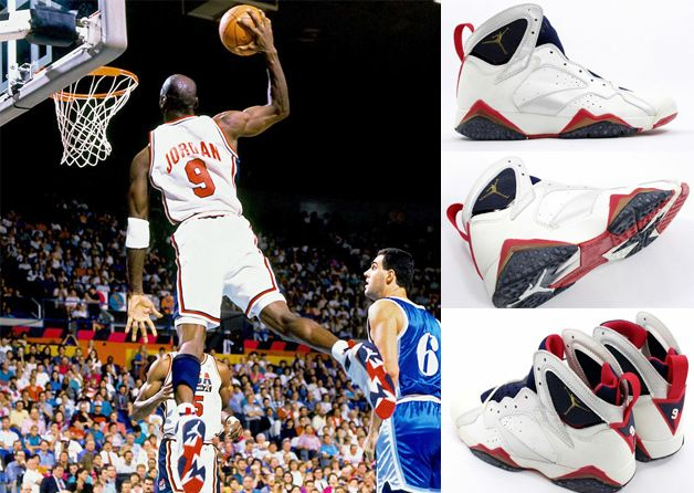 info for e9a98 fa4d0 Jordan Olympic 7's | For the Love of Sneakers ❤️ | Michael ...
