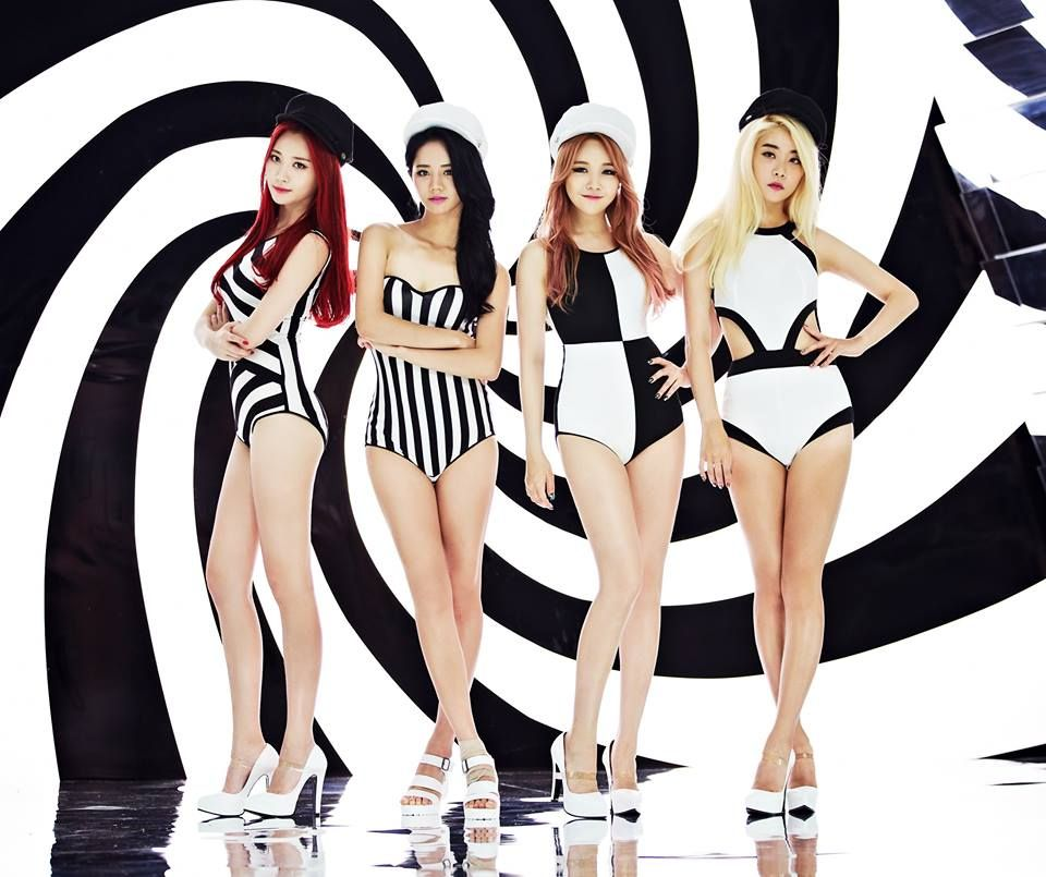 Girl S Day Comeback Next Week Ring My Bell Girl Day Korean Girl Girls Day Minah