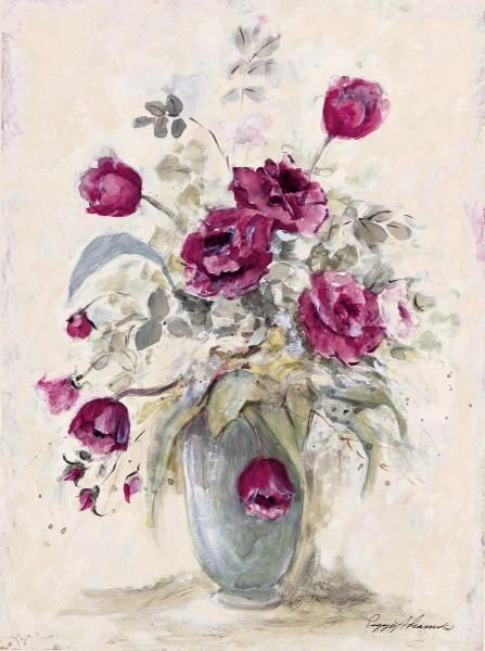 Peggy Abrams / Floral-Flowers Prints and Posters - Global Gallery