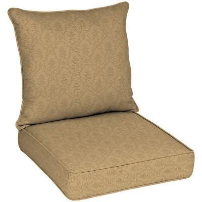Patio Cushion Ideas Hampton Bay Bellagio Quick Drying Outdoor
