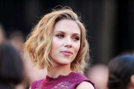 Scarlett Johansson Wavy Bob Hairstyle To My Hairdresser