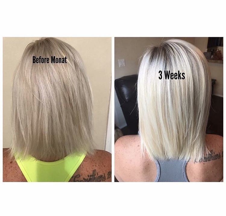 3 Weeks On The Volume System Monat Black Once A Week