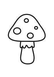 appelboom kleurplaat zoeken paddenstoel