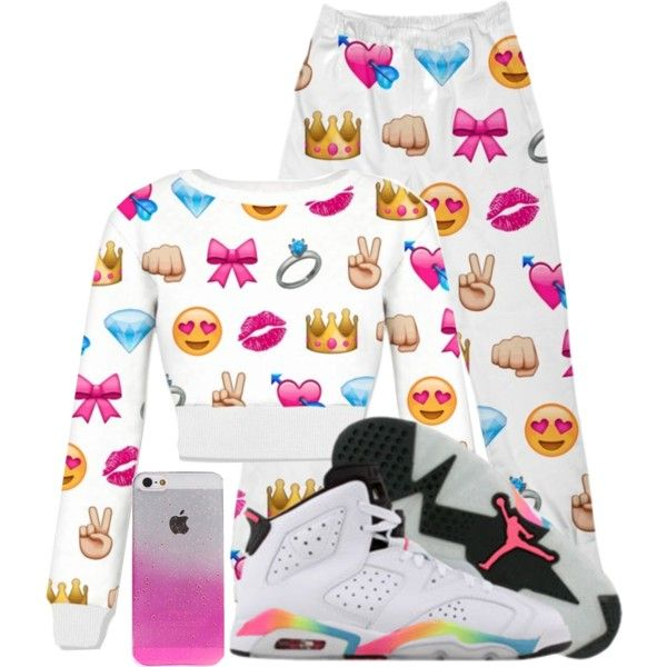 10 Best images about Emoji Joggers/Outfits on Pinterest