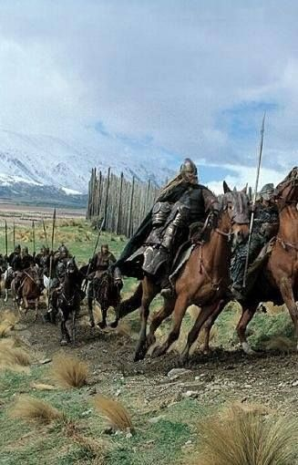 A still from the Lord of the Rings Trilogy