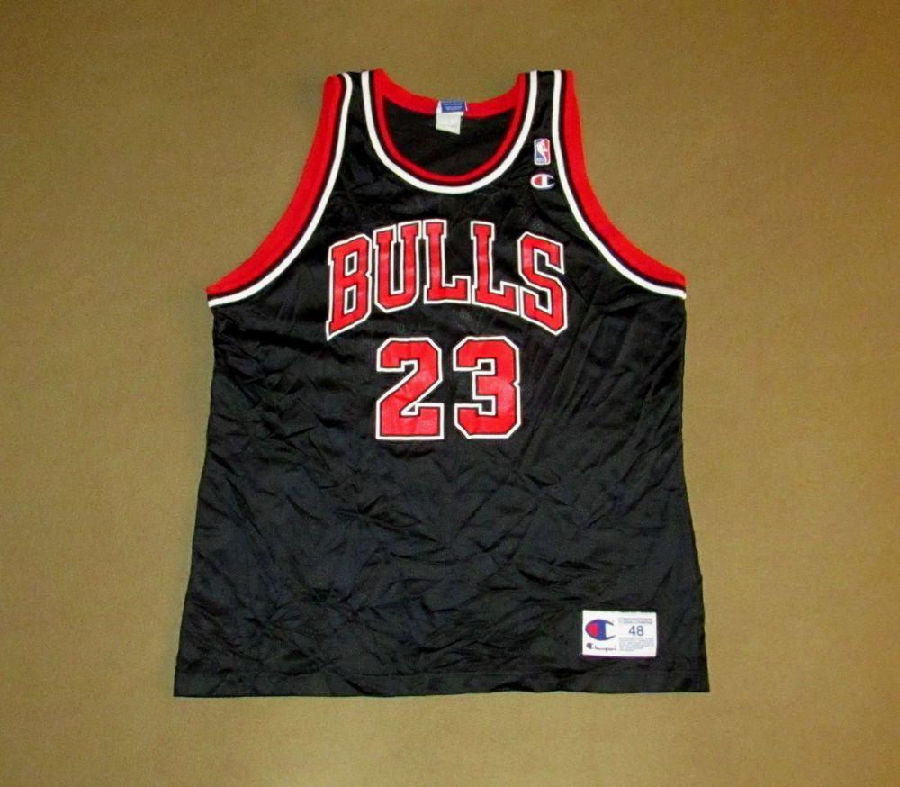 bulls jersey ebay