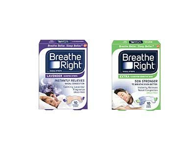 Breathe right is giving you the free samples of Extra Clear or - sample order form