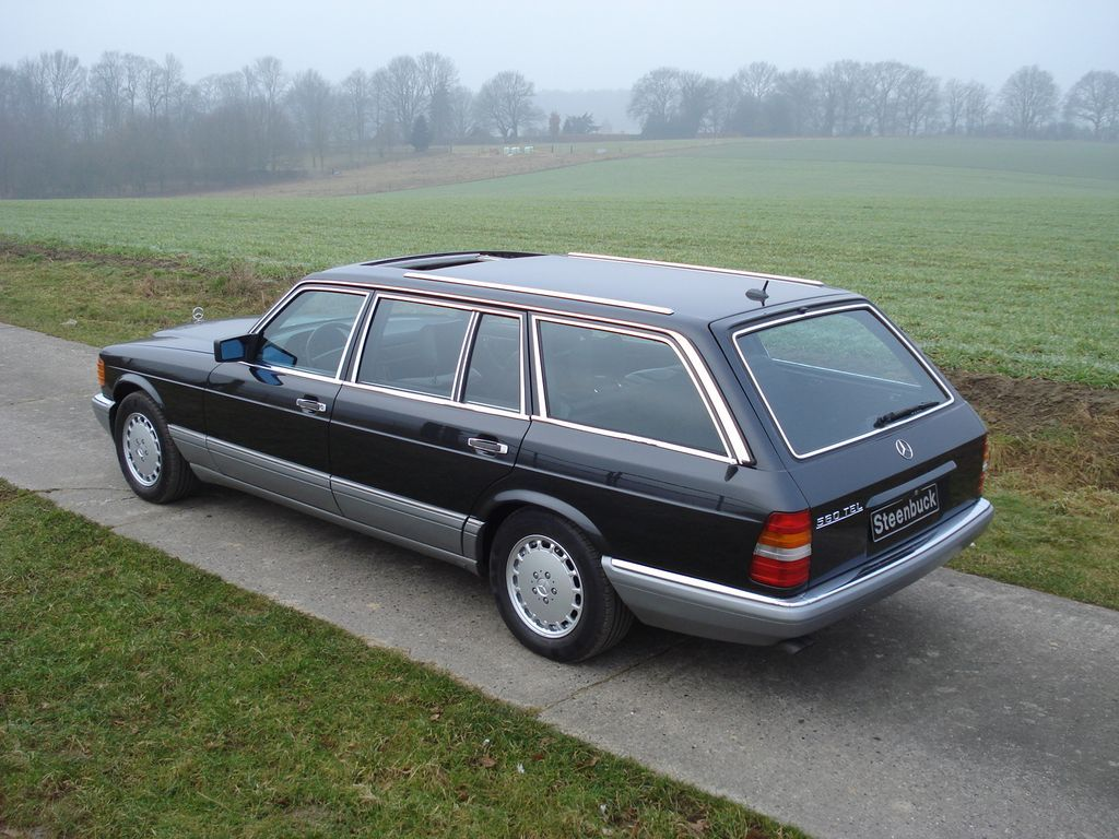 Mercedes Benz 560 Sel T