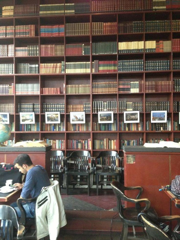 Bauhaus Books Coffee Capitol Hill Seattle