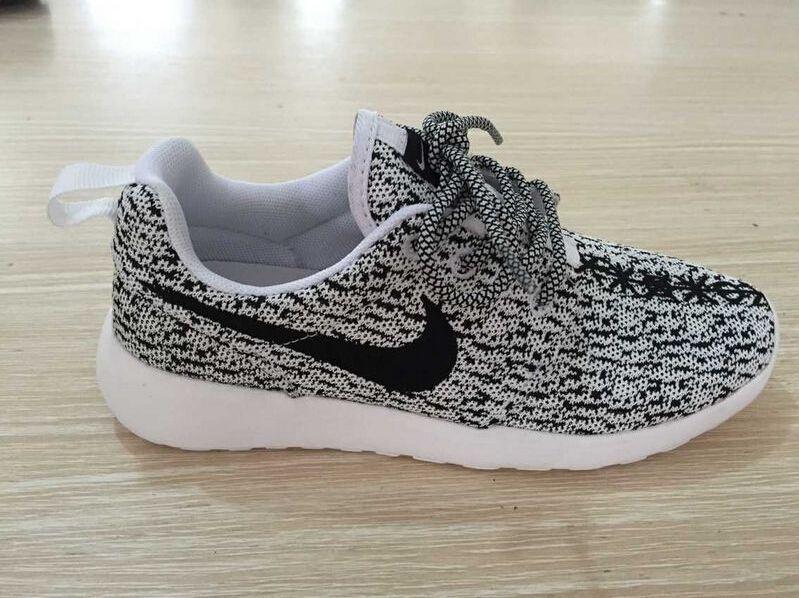 Perfect Nike Roshe Yeezy 350 Boost Grey