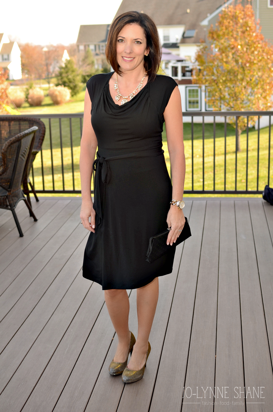 Dresses from ross - Dress Up Your Lbd For A Holiday Party With A Great Pair Of Party Shoes From