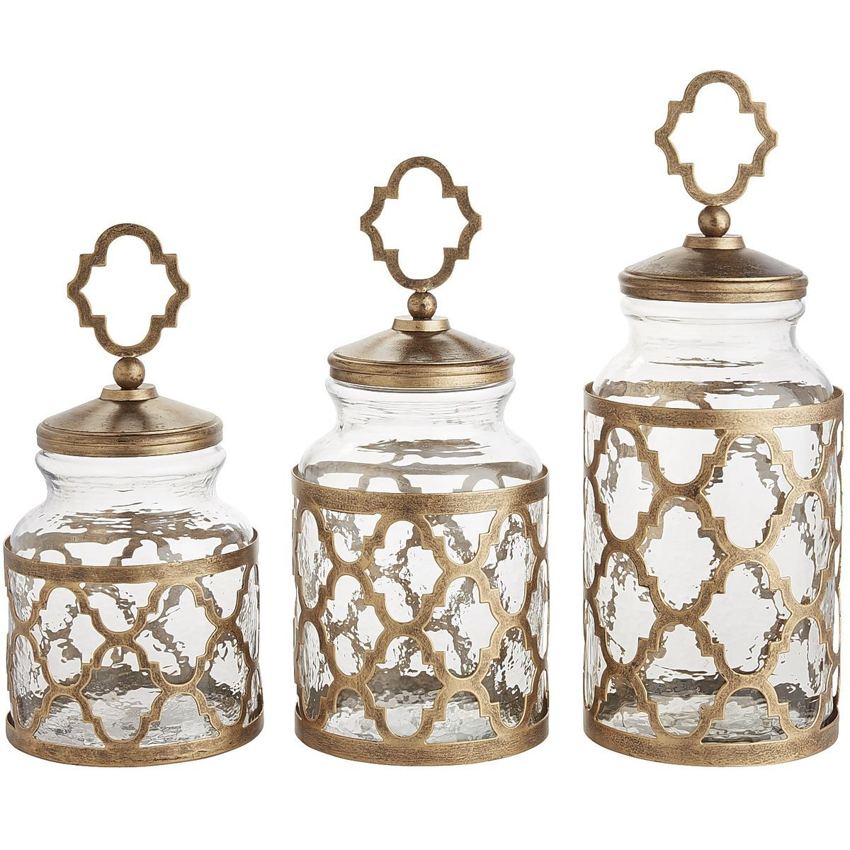 atticus canisters pier 1 imports mehrab moroccan key my new kitchen jars