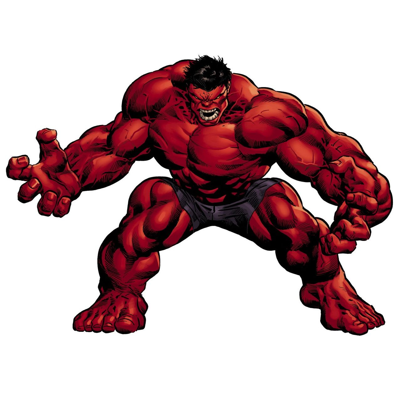 #Red #Hulk #Clip #Art. (THE * 5 * STÅR * ÅWARD * OF: * AW YEAH, IT'S MAJOR ÅWESOMENESS!!!™)[THANK U 4 PINNING!!!<·><]<©>ÅÅÅ+(OB4E)