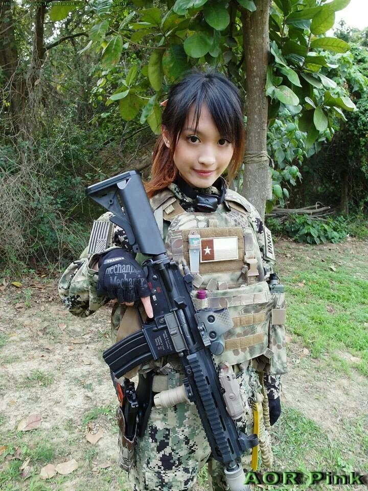 from Danny nude girls with airsoft guns