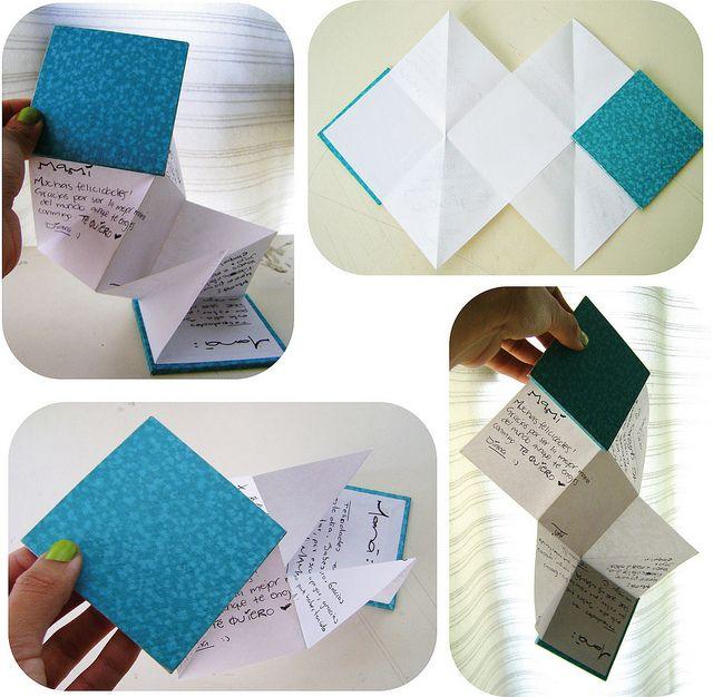 Cartita Origami! by ari carache