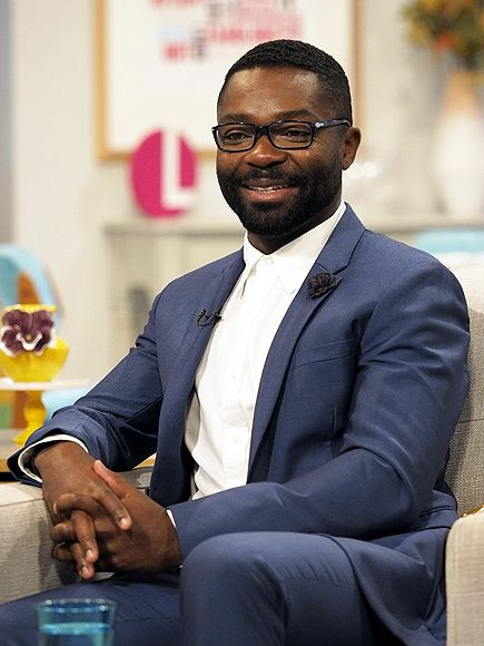 Star Tracks: Thursday, September 24, 2015 | SHAGGY STYLE  | David Oyelowo sports some facial scruff on the set of Lorraine in London on Thursday while promoting his new film Captive.