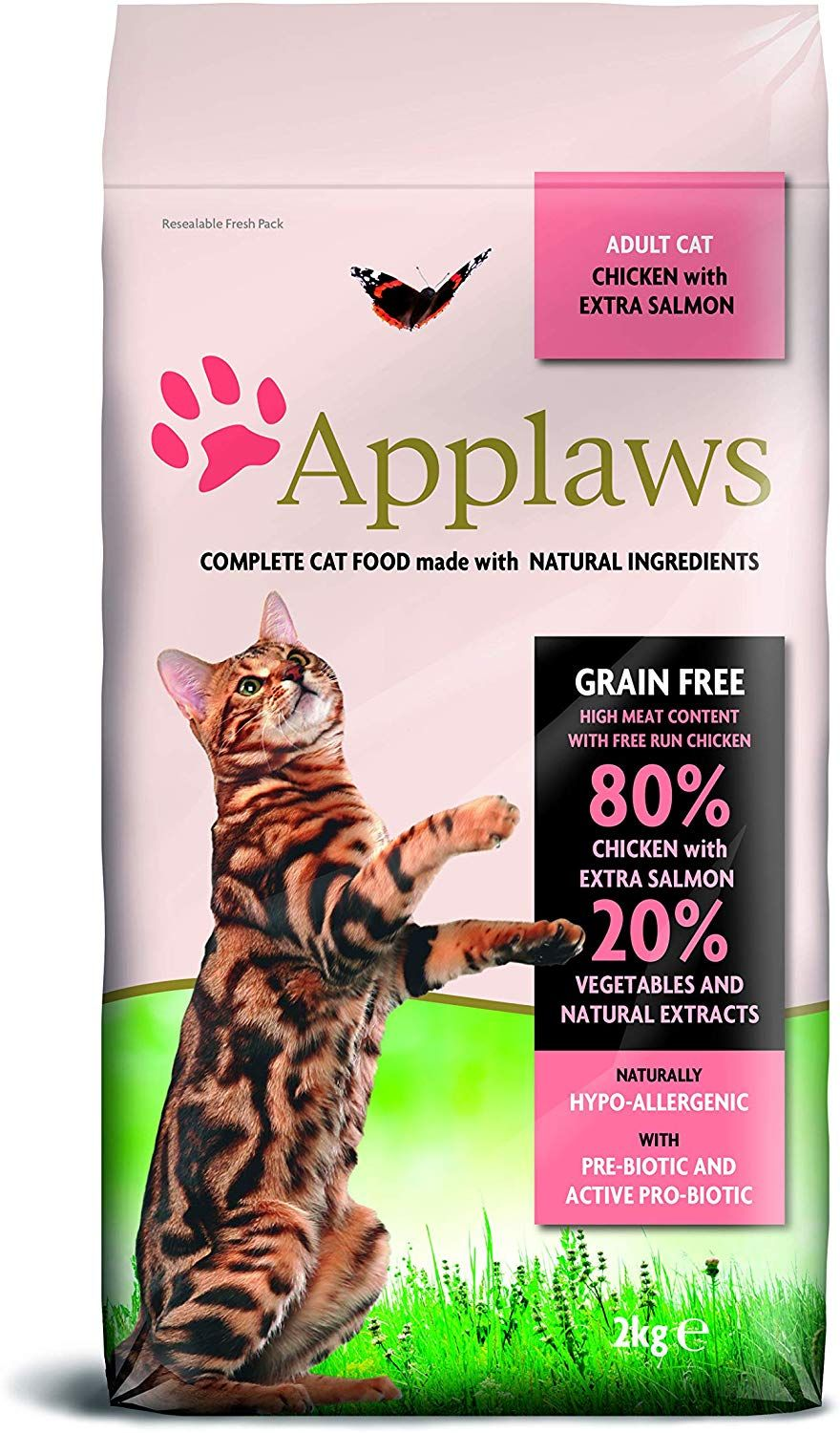Applaws Natural Complete Dry Cat Food Adult Chicken 2kg For More Information Visit Image Link This Is An Affiliate Lin Cat Food Dry Skincare Dry Cat Food