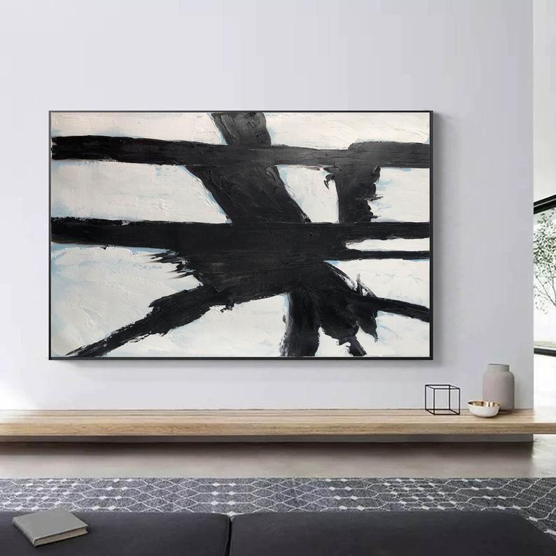 2020 的 Modern Abstract Wall Art Decor Oversized Wall Art Large