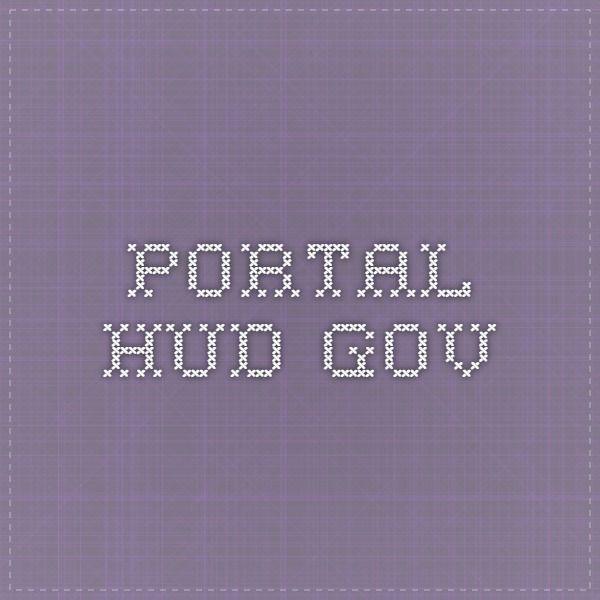 Portal Hud Gov Development Governor Real
