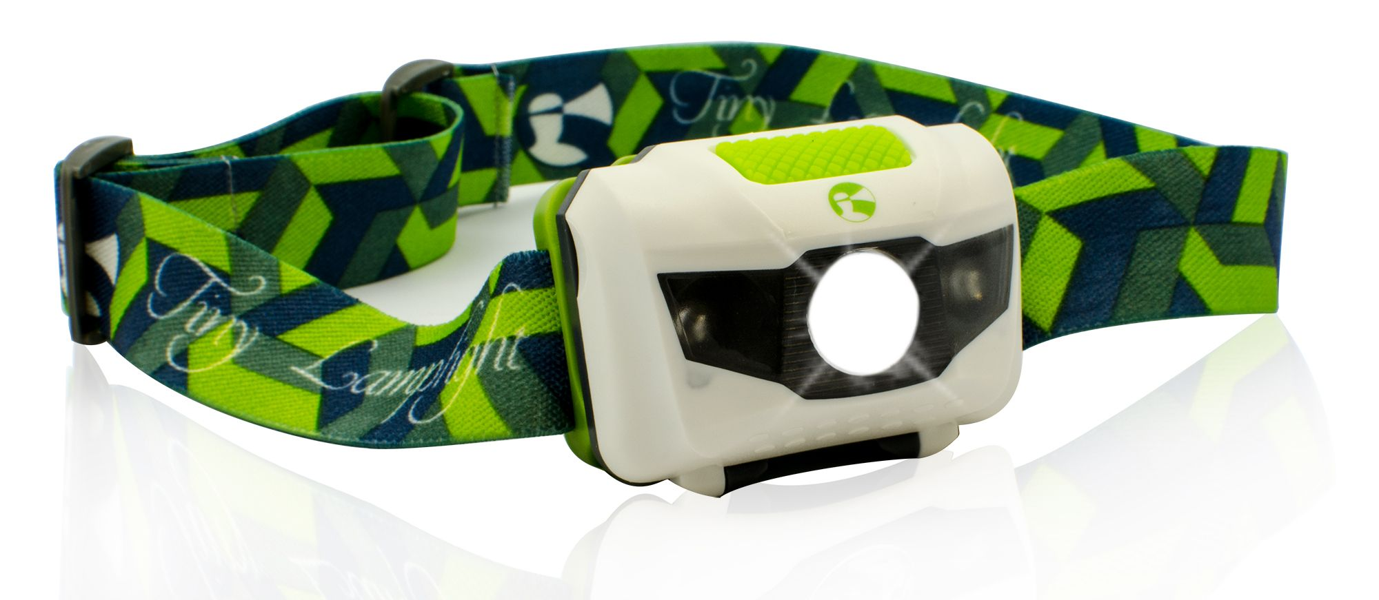 Bright LED Headlamp with Red Light, Batteries Included and