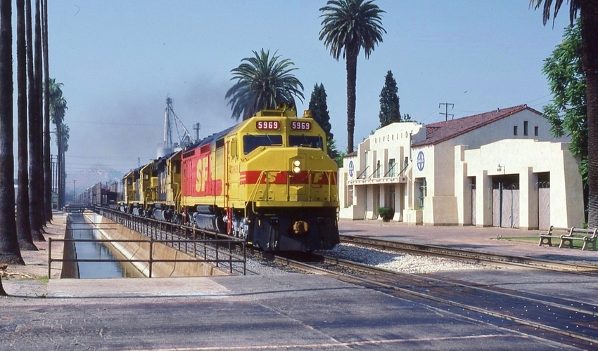Railroad Eastbound in 2020 Railroad photos, Barstow