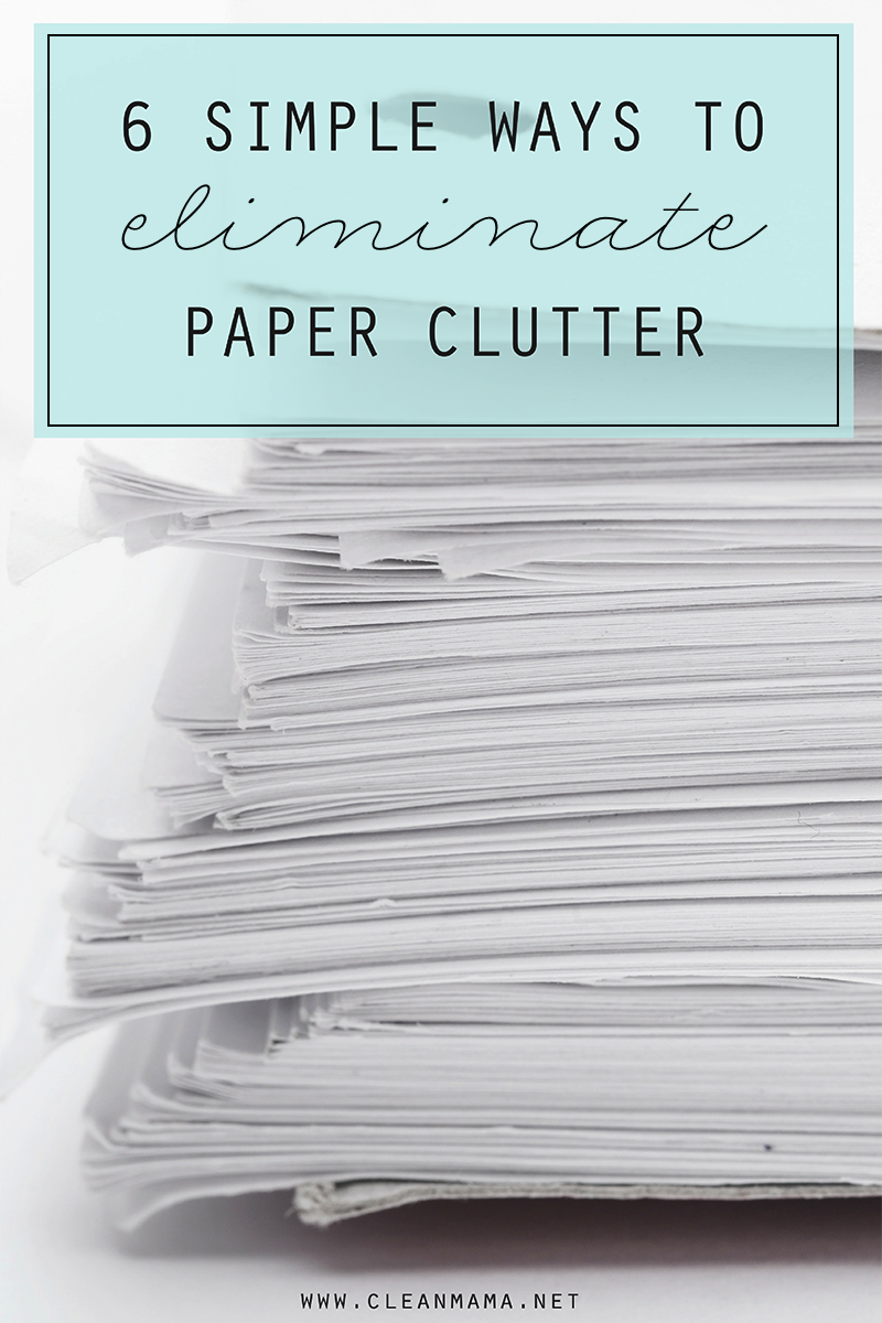 I'm a paper person and a list-maker. I love using a paper planner (the Clean Mama Planner is coming soon!), a homekeeping binder, a wall calendar, writing hand-written notes and cards…. I tend to err on the side of more paper than less, but I loathe paper clutter. There's a difference! If you are looking... (read more...)