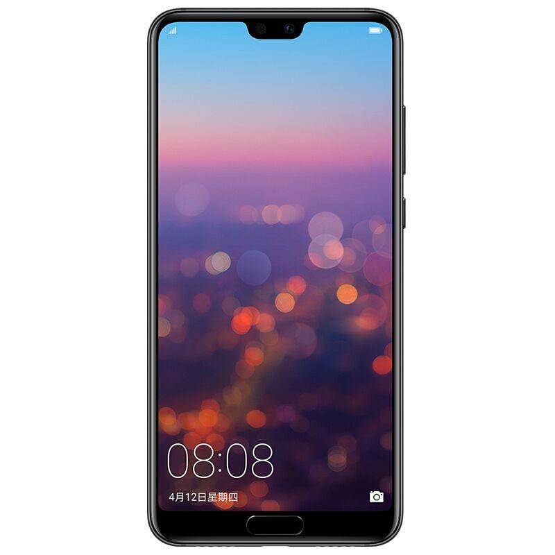 Huawei P20 Pro Smart Phone Triple Back Cameras 6 1 Inch Screen Kirin 970 Chipset 64gb Rom Fingerprint Otg Black Huawei P20 Pro Dual Sim Huawei Phone