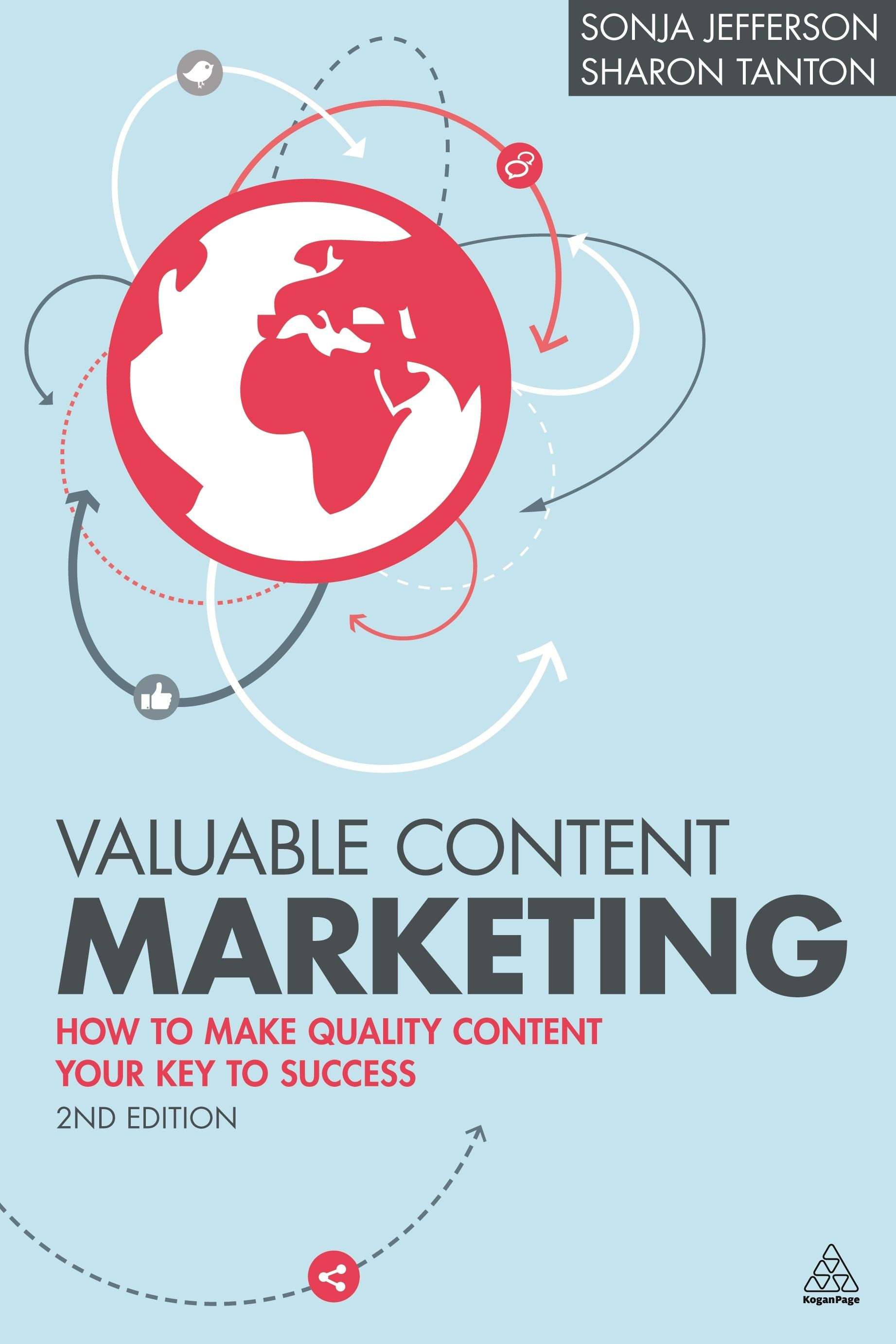 Essential Valuable Content Marketing By Sonja Jefferson And Sharon Tanton Contentmarketing Marketing Content Marketing Content Strategy Marketing Approach