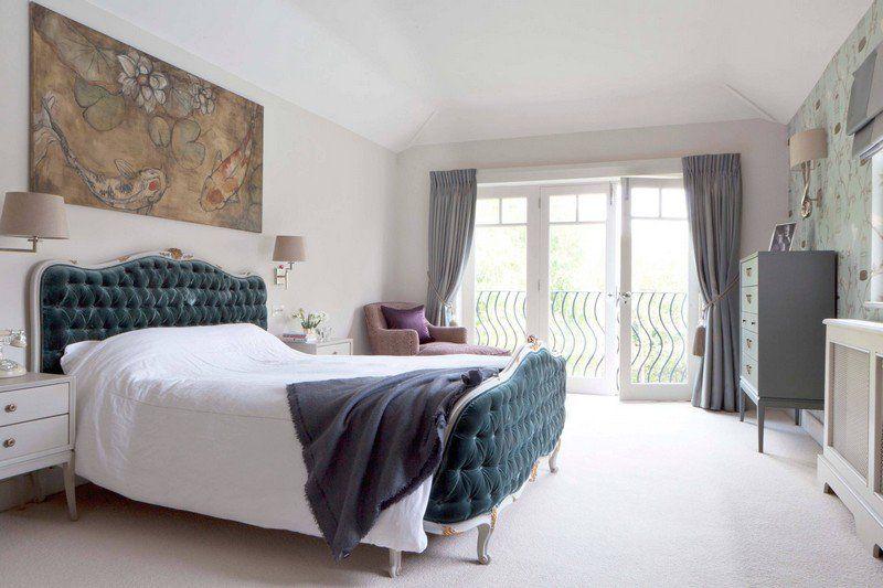 Chambre taupe pour un décor romantique et élégant !